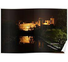 warwick castle buy night Poster