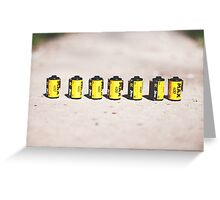 seven Greeting Card