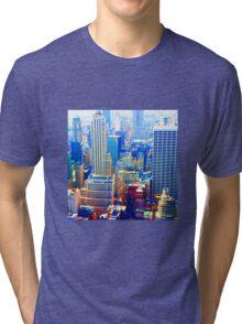Celestial Burn Tri-blend T-Shirt