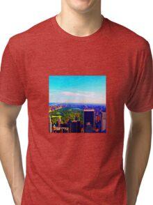 Utopia Parkway Tri-blend T-Shirt