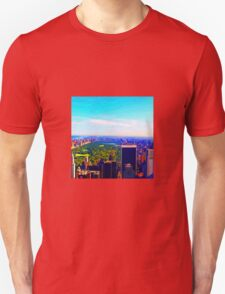 Utopia Parkway Unisex T-Shirt