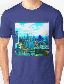 Vertical Axis Unisex T-Shirt