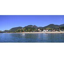 Panorama of Conceição de Jacareí (Mangaratiba) Photographic Print