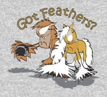 Got Feathers? by Diana-Lee Saville