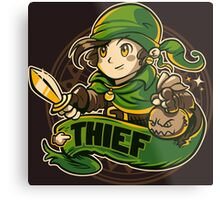 Thief Metal Print