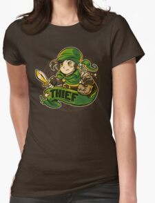 Thief Womens Fitted T-Shirt