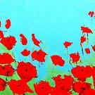 Poppy Love by BenPotter