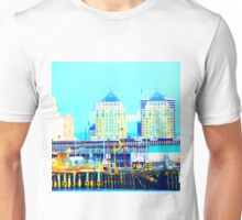 Blue Rust Unisex T-Shirt