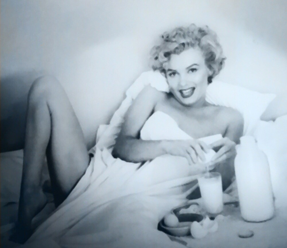BREAKFAST WITH MARILYN by Tammera