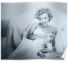 BREAKFAST WITH MARILYN Poster