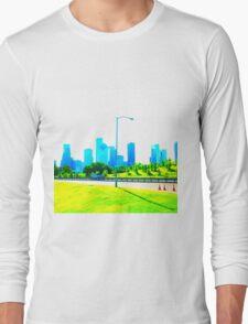 Texaco Wonderland Long Sleeve T-Shirt