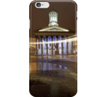 Glasgow light iPhone Case/Skin