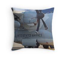 Hercules - The Master Carrier Throw Pillow