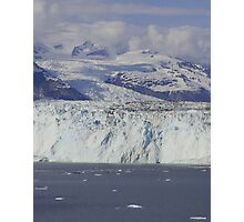 The Great Glaciers of Alaska Photographic Print