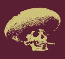 Sombrero de los Muertos - tan by plushpop