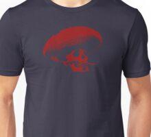 Sombrero de los Muertos - red Unisex T-Shirt