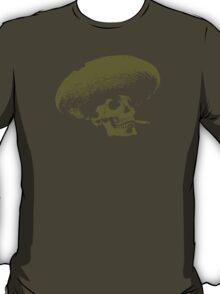 Sombrero de los Muertos - green T-Shirt