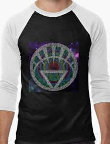 All Lanterns come from White Men's Baseball ¾ T-Shirt