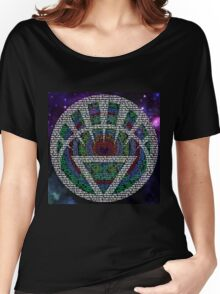 All Lanterns come from White Women's Relaxed Fit T-Shirt