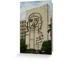 Until the Everlasting Victory Always - Che 2 Greeting Card