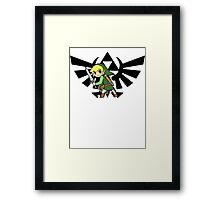 Link - Colored versions Framed Print