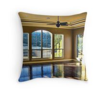 Interior Reflections Throw Pillow