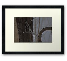 Bow Tie  London, Ontario Framed Print