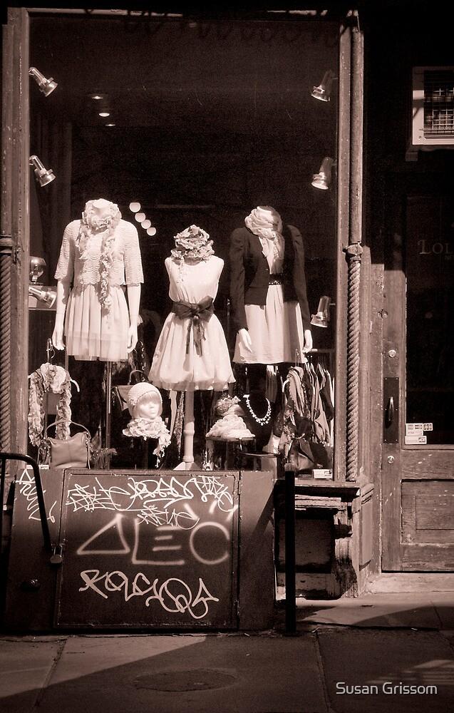 Shop Girls by Susan Grissom