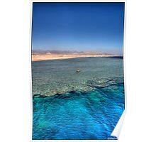Coral Reef, Sharm El Sheikh Poster