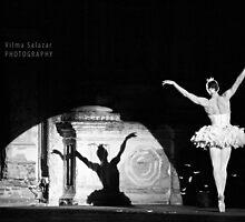 Les Ballets Del Trocadero by Vilma Salazar