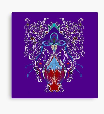 PINEAL Canvas Print