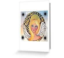 Whimiscal Angel Greeting Card