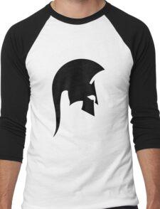 Sparta Black Men's Baseball ¾ T-Shirt