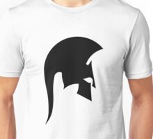 Sparta Black Unisex T-Shirt