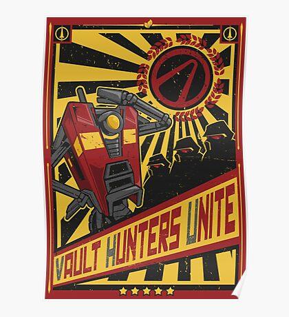 Vault Hunters Unite! Poster