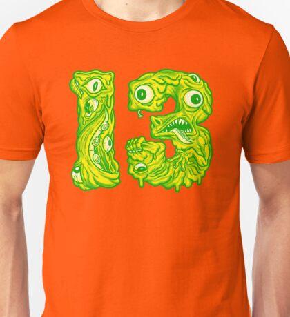 ugly 13 Unisex T-Shirt