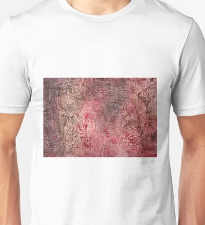 Red Creases Unisex T-Shirt