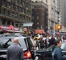 City Scene by JesseRichardson