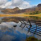 Blea Tarn in the Langdales by SteveBB