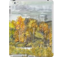 autumn 300 iPad Case/Skin