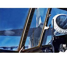 Air to Air refuelling Photographic Print