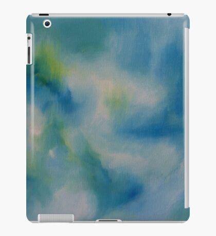 Smooth Blue iPad Case/Skin
