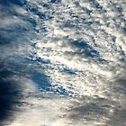 cotton wool clouds by SUBI