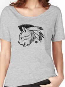 Last of the Meowhicans Women's Relaxed Fit T-Shirt