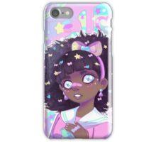 Fairy kei Girl iPhone Case/Skin