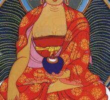 Beautiful Buddha Sticker