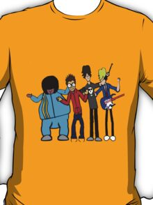 your favourite martian band T-Shirt