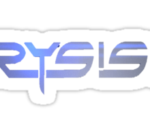crysis 2 Sticker