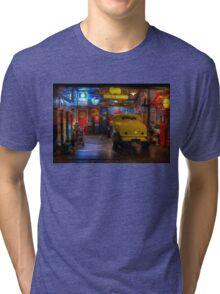 Hot Rod Garage 1 Tri-blend T-Shirt