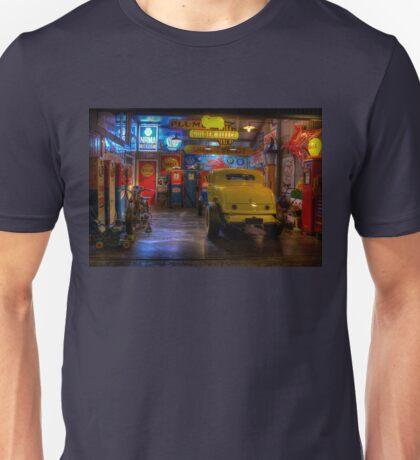 Hot Rod Garage 1 Unisex T-Shirt